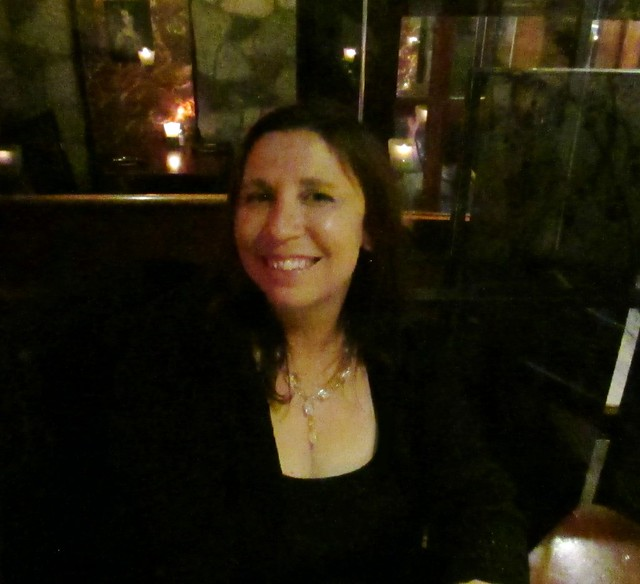 Anniversary Dinner at Locus Restaurant, Vancouver, British Columbia