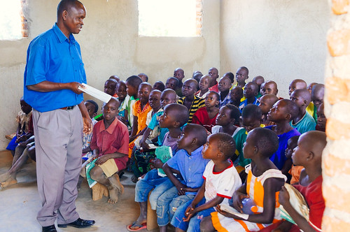 Bolstered by improved facilities, our two Uganda schools start semester back with renewed enthusiasm