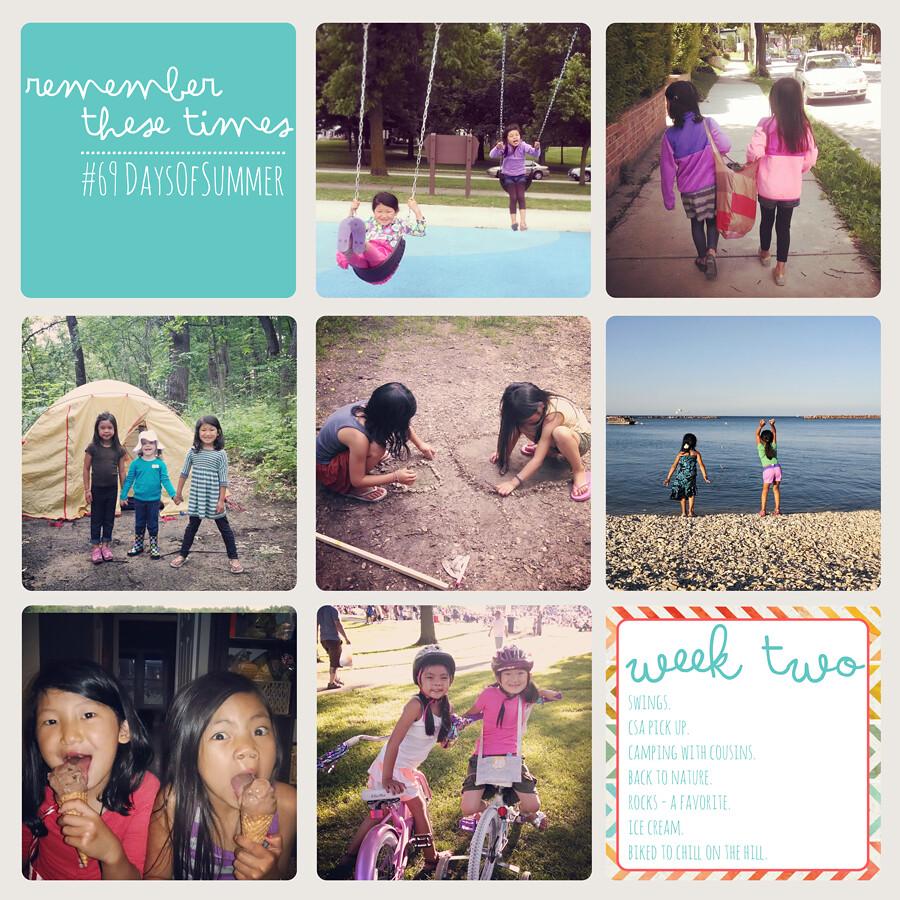 18 week 2 summer web