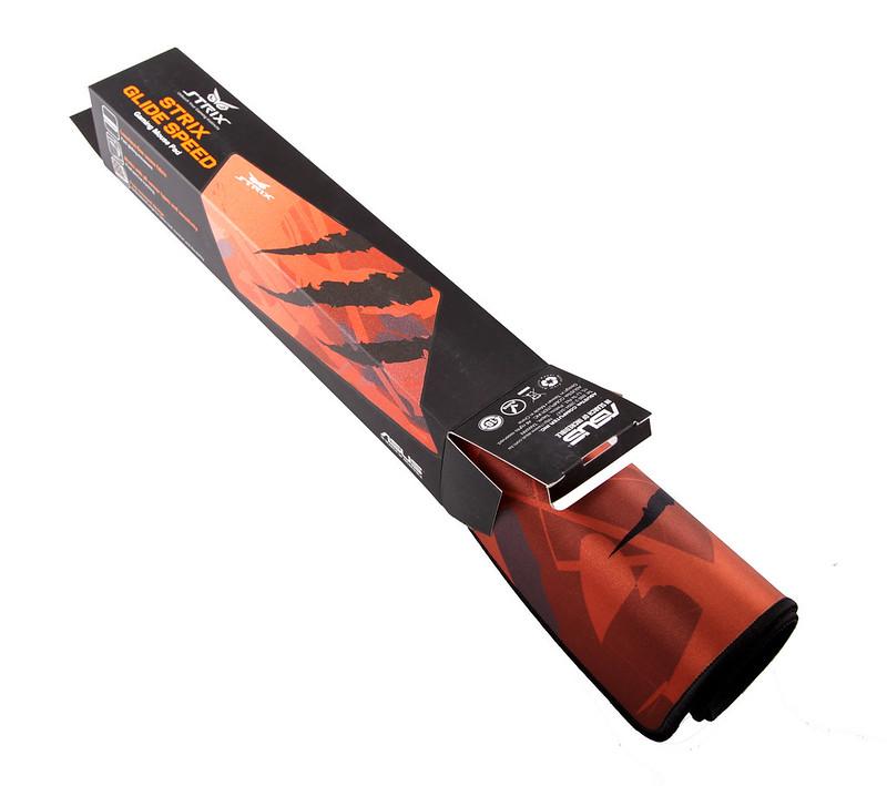 Đánh giá nhanh 2 Mouse Pad Strix Glide Speed và Glide Control - 36844