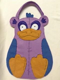 'Gravity Falls' Bear Duck Bag