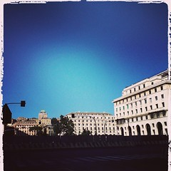 Beautiful morning in #genoa