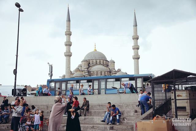 伊斯坦布爾,一座城市的記憶 Istanbul, the city and memories