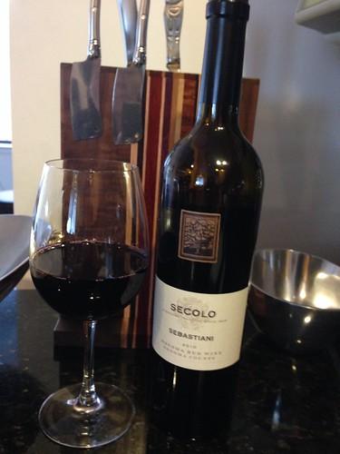 IMG_2648 Sebastiani SECOLO blend red wine
