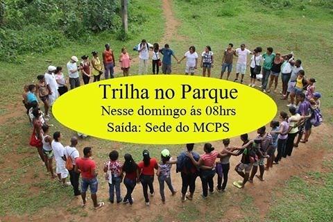 Trilha no Parque São Bartolomeu