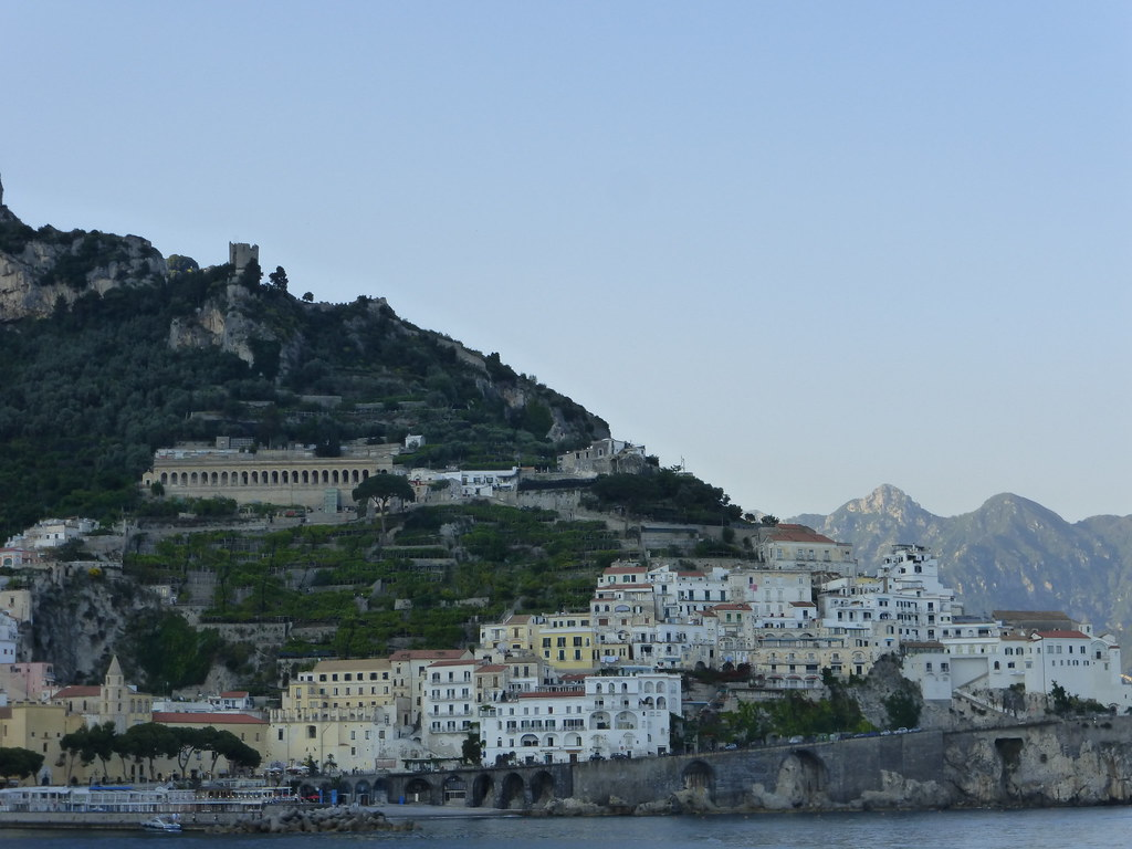 Return to Amalfi