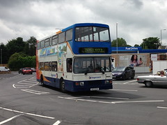 Stagecoach East Midlands: 16133 (R133EVX)