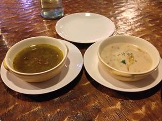 Soup,chowder