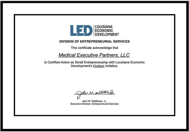SEBD Certificate - MEP 2013-2014