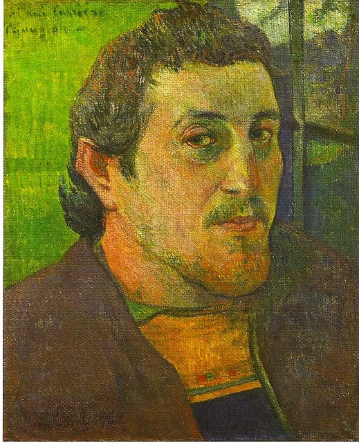Gauguin Paul 48,5x38,6