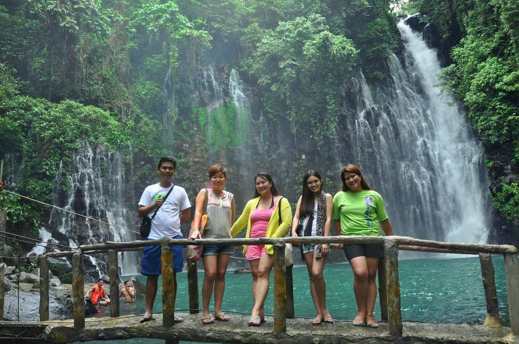 Exploring Tinago Falls