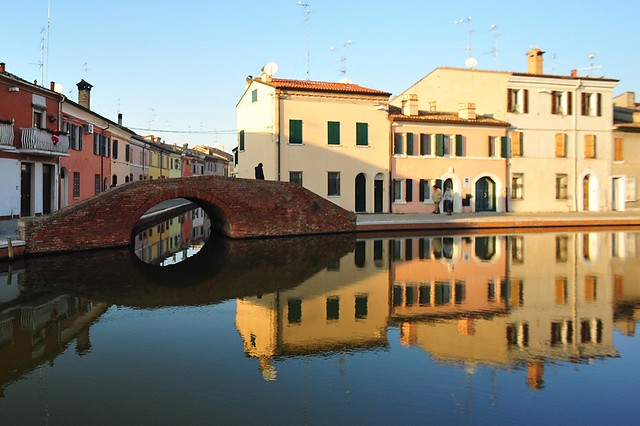 (Explored) Comacchio, Italy,   078