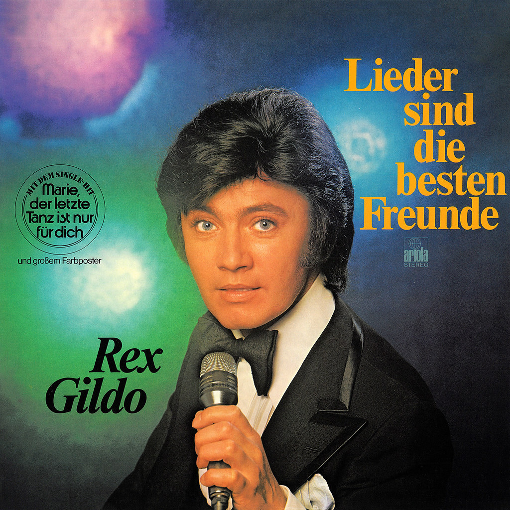 rex gildo lp cover art. Black Bedroom Furniture Sets. Home Design Ideas