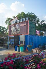 The Luxury Restaurant