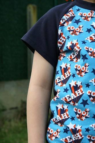 T-shirtje voor Jens