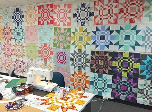 Unreal! 58 blocks made in class today! #redletteraustralia