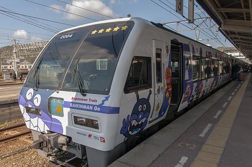 El tren de Anpanman