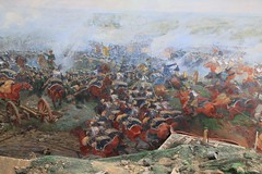 Waterloo Panoramic Painting 804