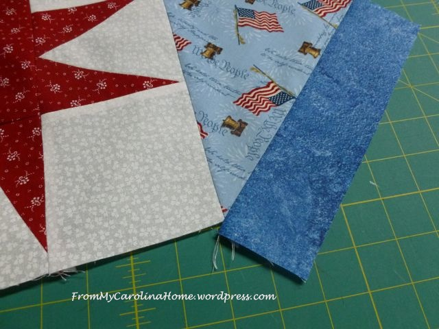 Patriotic sew side 1