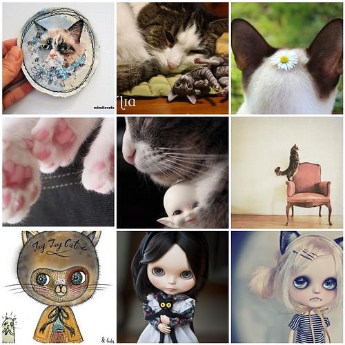 Friday Funspiration: kittykittykitty