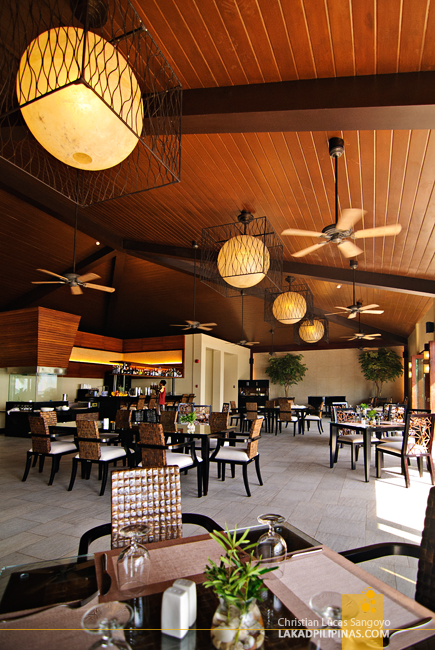 Sulu Restaurant at Two Seasons Coron