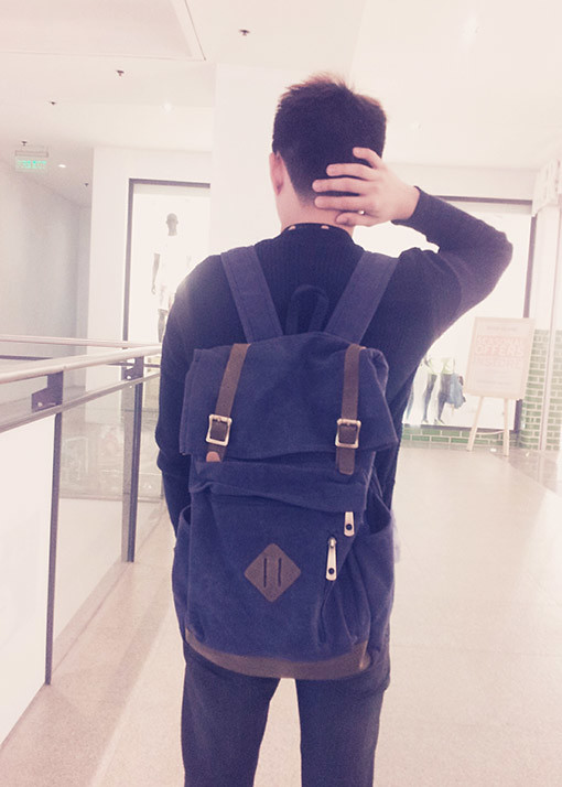 korean bag for guys, ezra, zalora