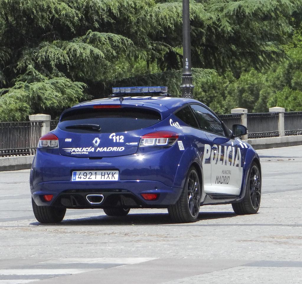 Policía Municipal de Madrid 14473747164_259e90836d_b