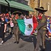 Mexican Dancers and Mexican Flag ©Dave Hamster