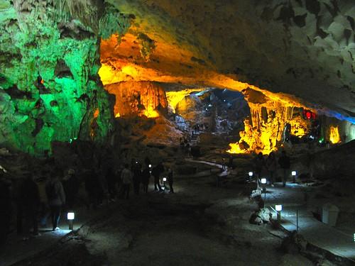 Vista general a Cueva de Bo Nau