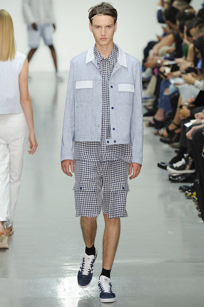 SS15 London Richard Nicoll004_Ted LeSueur(VOGUE)