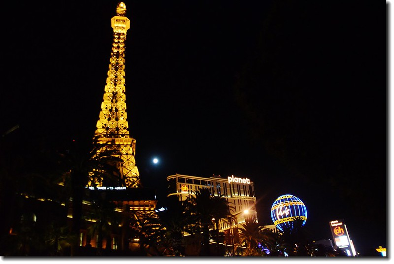 The Eiffel Tower at Paris Las Vegas 4