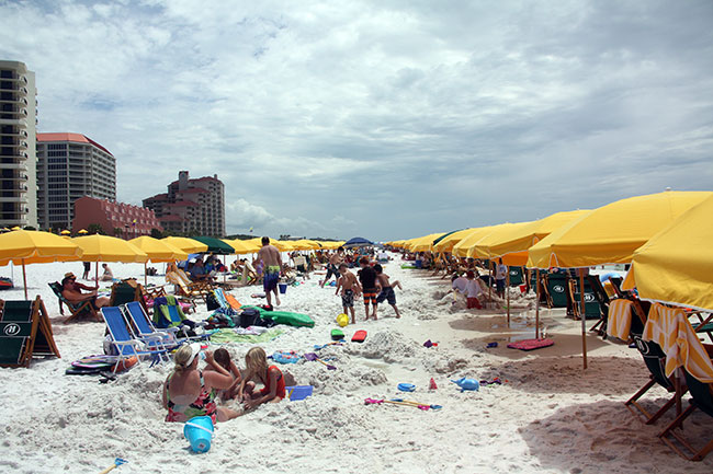 Crowded-Beach_Lots-of-Umbrellas