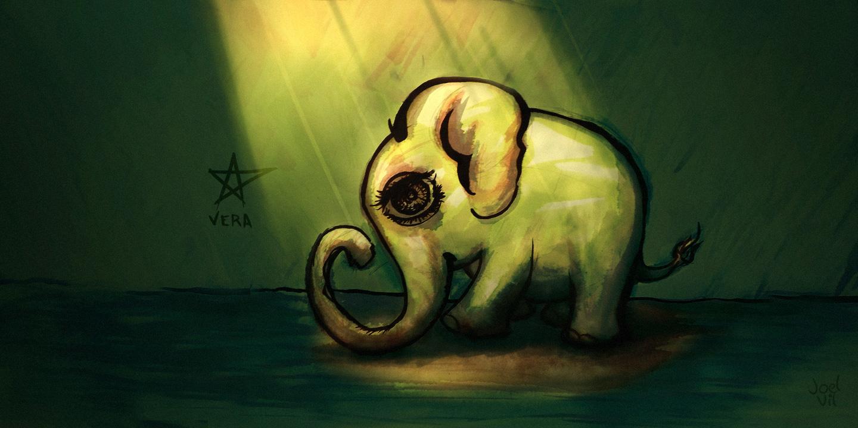 Una Elefante Llamada Vera