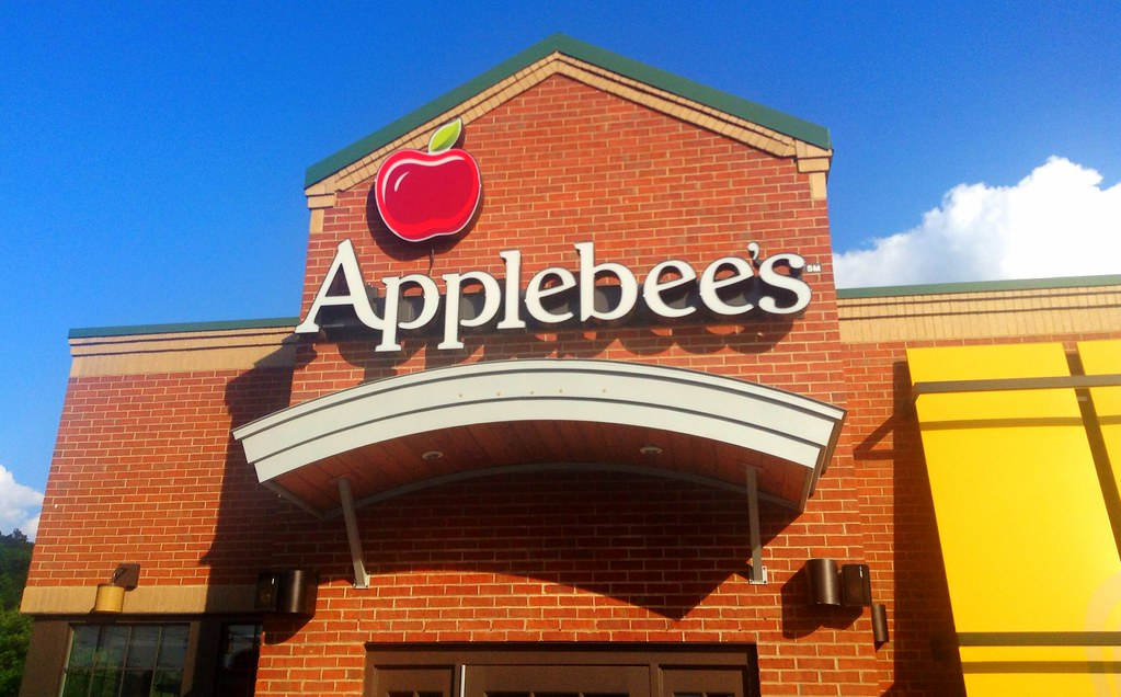 APPLEBEE'S mozzarella sticks