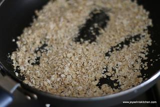 Roast-oats