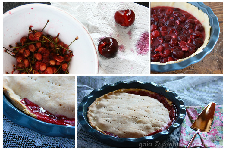 PuzzleCherry pie