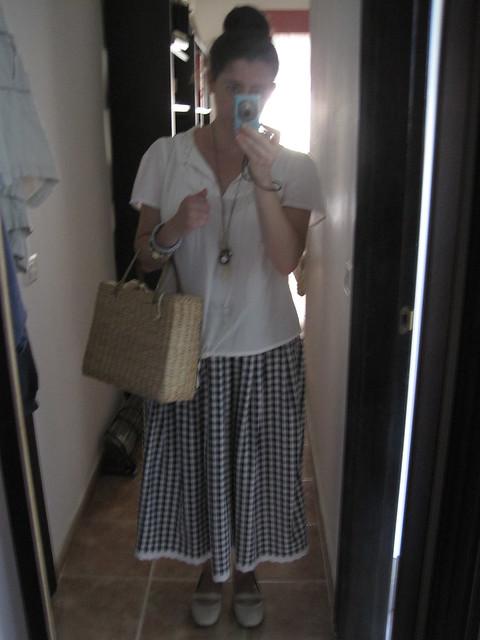 falda nueva