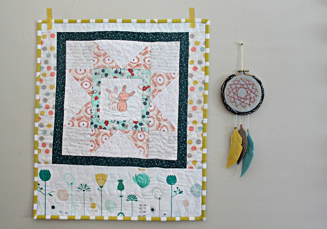 Littlest Doll Quilt