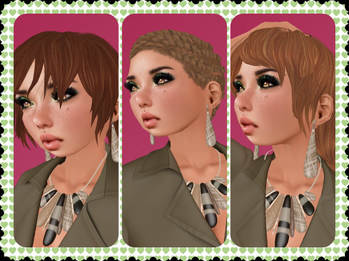 Discord Designs @ Hair Fair 2014