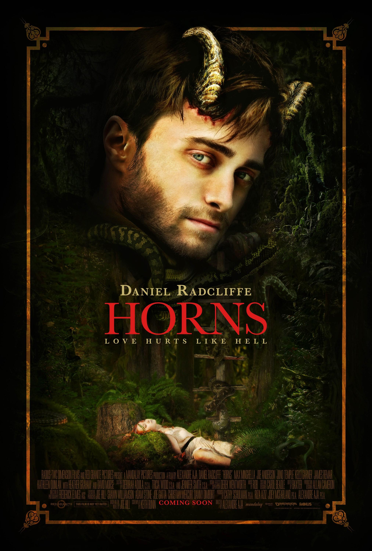 Horns #SDCC