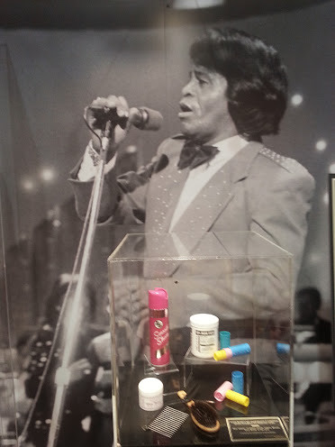 James Brown With A Touch of Color jpg