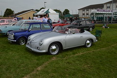 automobile(1.0), automotive exterior(1.0), porsche 356/1(1.0), wheel(1.0), vehicle(1.0), automotive design(1.0), porsche 356(1.0), subcompact car(1.0), compact car(1.0), antique car(1.0), sedan(1.0), classic car(1.0), vintage car(1.0), land vehicle(1.0), convertible(1.0), sports car(1.0),