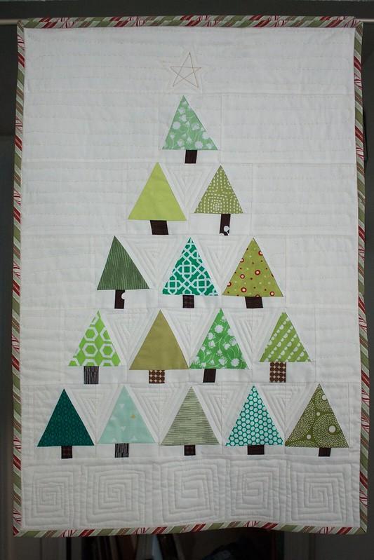 Oh {Wonky} Christmas Tree