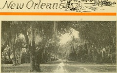 "Image from page 27 of ""New Orleans, city of old romance and new oportunity. Southern railway system"" (1920)"