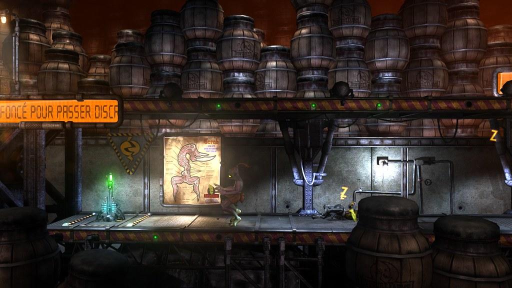 Oddworld New 'n' Tasty 2