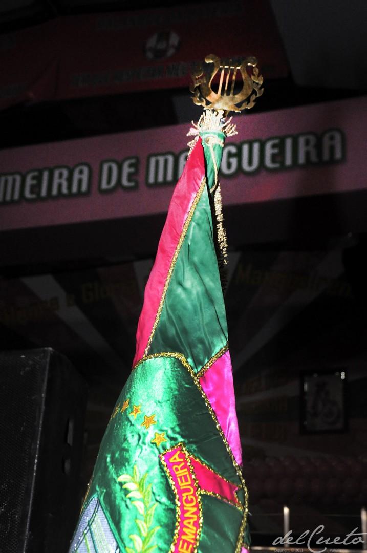 Sambas antológicos naEstação Pirmeira de Mangueira