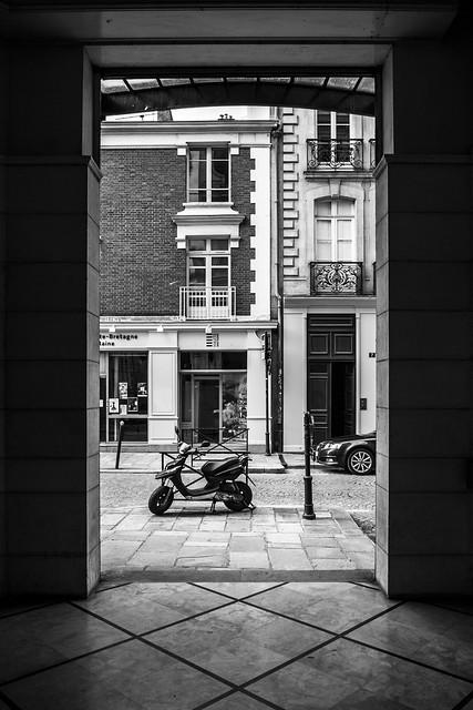 Rue du Pré Botté - Rennes