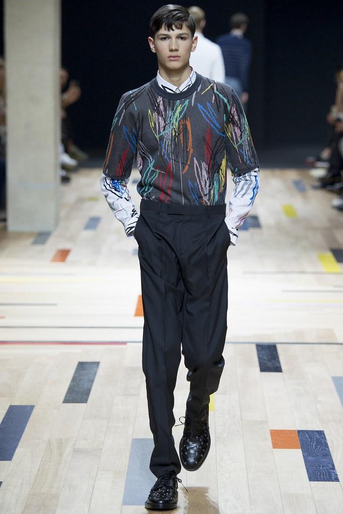 SS15 Paris Dior Homme037_Lucas Santoni(VOGUE)