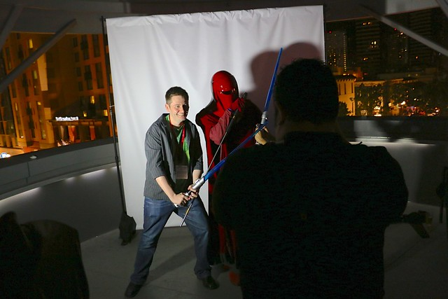 Star Wars Rebels / HitFix party at San Diego Comic-Con 2014