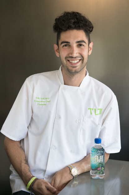 Chef Daniel Shemtob, CEO of The Lime Truck